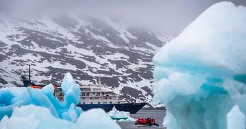 Привет из Гренландии!