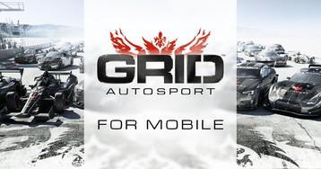 iOS-релиз GRID Autosport перенесён на осень, Android-версия игры появится чуть позже