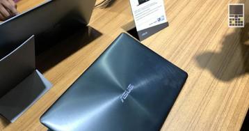 Computex 2017: ASUS ZenBook Pro UX550 – легкий и производительный ноутбук. ВИДЕО