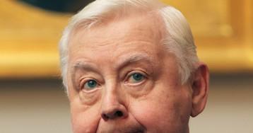 Олег Табаков лишился 677 миллионов рублей, лежавших на банковском счете