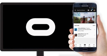 Oculus adds Chromecast support to Gear VR