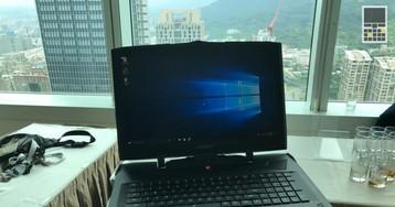 Computex 2017: Aorus представила топовый игровой ноутбук X9