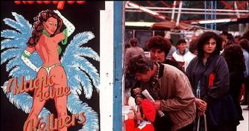 Украина конца 80-х глазами западных фотографов