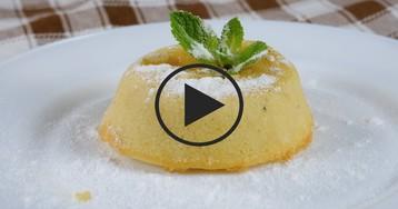 Белый фондан с миндалем: видео-рецепт