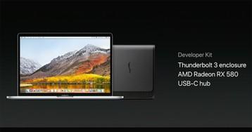 Свершилось. Операционная система macOS получила поддержку VR