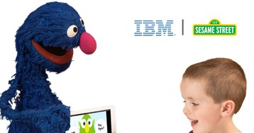 Sesame Workshop Trying a New Teaching Tactic With IBM Watson