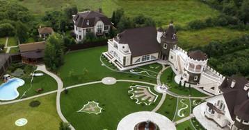 Парки и сады: как обустраивают приусадебные участки в элитных поселках