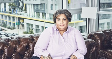 Why Roxane Gay Turned to Overeating After Being Gang-Raped at Age12