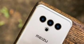 Meizu Pro 7 на официальных изображениях – самый необычный смартфон 2017 года