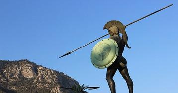 Спарта, персы, два стратега: тест по истории Древней Греции