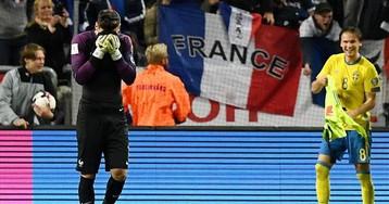 Лютый привоз Льориса, который зачем-то пошел в дриблинг на 93-й минуте и похоронил Францию