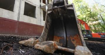 «Ведомости» узнали осхеме возврата затрат нареновацию вМоскве