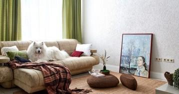 Как оформить теплый и экологичный интерьер: таунхаус в Химках