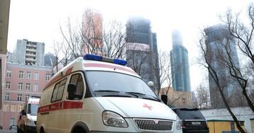 В Москве пенсионер госпитализирован с ожогами после взрыва самогонного аппарата