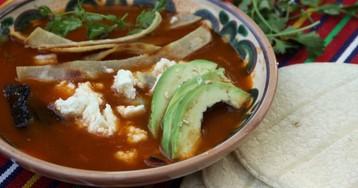 Ацтекский суп