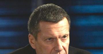 Два процента журналиста: Владимир Соловьев должен быть уволен
