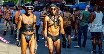 Праздник сексуальной свободы в США (осторожно, вас это может шокировать!)