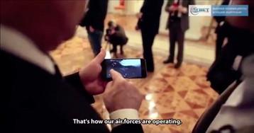 Откуда Путин взял то палёное видео, которое сегодня покажут по Первому каналу?