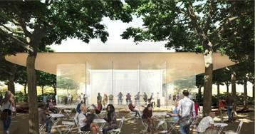 Centro de visitantes do Apple Park está perto de ser inaugurado — e você já pode se candidatar para uma vaga por lá