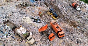 Из мусорного полигона в Балашихе хотят сделать зону отдыха