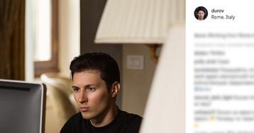«Качайте скорей»: Дуров установил обновления, обходящие блокировки Telegram