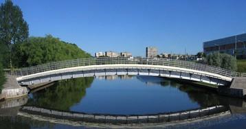 В Голландии «напечатают» мост из армированного бетона