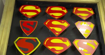 Tour the Superman Museum, amazingly packed with some 75,000 collectibles