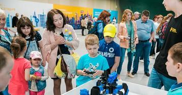 В Красноярске открылась одна из крупнейших выставок роботов в Сибири