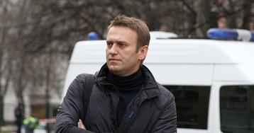 В московский штаб Навального пришли силовики