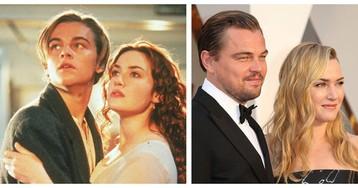Как выглядят актеры фильма «Титаник» через 20 лет после премьеры