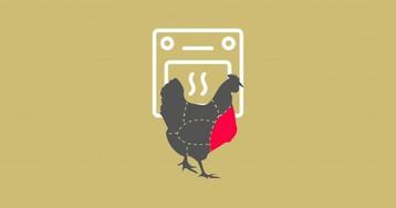 3 способа запечь куриное филе в духовке