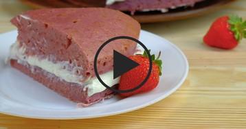 Сочный ягодник на скорую руку: видео-рецепты