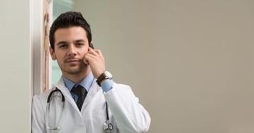 Как врач скорой звонил наподстанцию, апопал нашутника