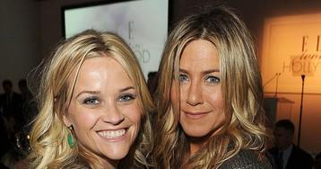 Jennifer Aniston e Reese Witherspoon vão lançar nova série juntas