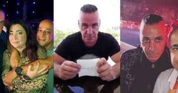 «Помогите!» Солист Rammstein оказался в заложниках в Азербайджане