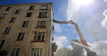 Опубликован полный список домов, которые снесут по программе реновации