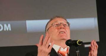 Жириновский пообещал остаться в Думе до самой смерти