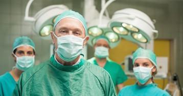 Как ясобралась удалять пациентке кисту, аона подняла панику