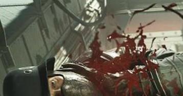Видео Wolfenstein 2: The New Colossus — инвалидное кресло и фрицы