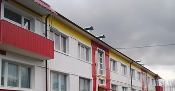 В России впервые провели ремонт дома с использованием нанотехнологий