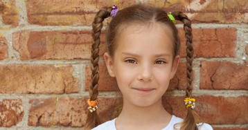 Про маленькую девочку, сумевшую помочь своей несчастной соседке