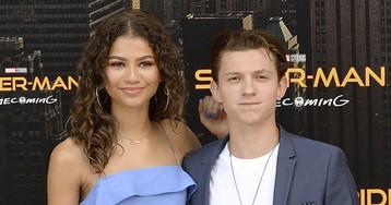 Zendaya Denies Dating Tom Holland: 'He's Literally One of My BestFriends'
