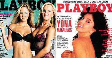 Celebridades hoje com mais de 50 anos que já posaram para Playboy