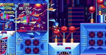 The PC version of Sonic Mania has been pushed back from August 15 to August 29.