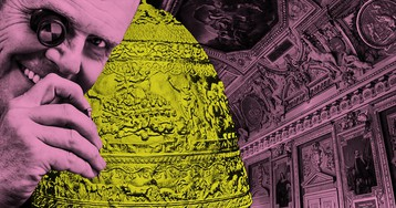 Греческая тиара — в Лувре. Почему этим гордится Одесса?