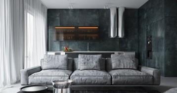 Проект недели: минималистичная квартира в Сколкове