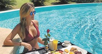 Ксения Бородина уехала в Турцию: коксаки не боюсь