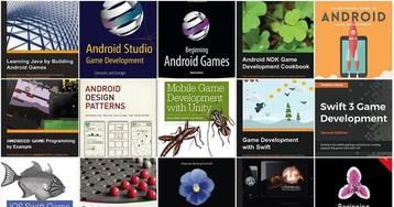 Полезные книги о разработке мобильных игр на Android и iOS