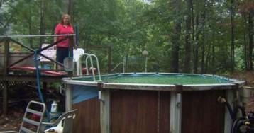 Фейсбук вместо спасателей. Как женщина выбралась из бассейна с помощью поста в социальной сети