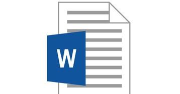 Как создать органиграмму в текстовом редакторе Microsoft Word?